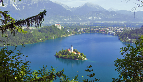 Slovenia &amp; Italy Biking Tour